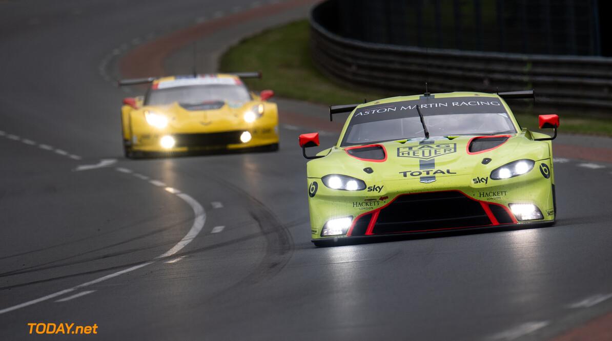 Red Bull weet nog niet of het Aston Martin gaat steunen in WEC