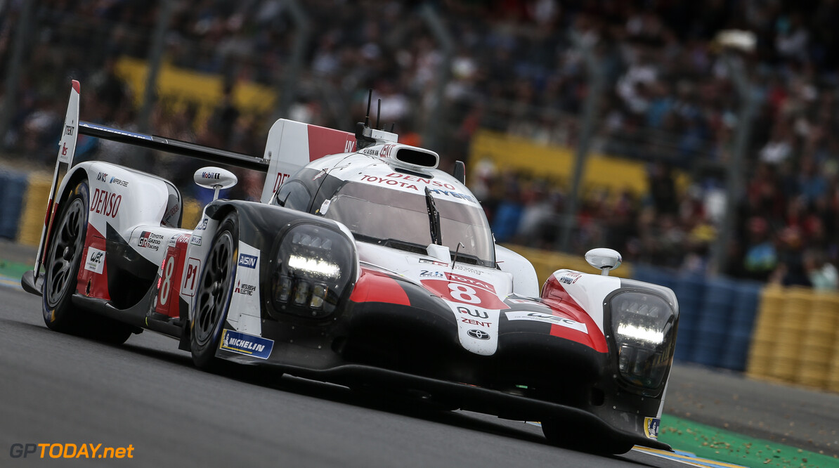 <b>24 Hours of Le Mans</b>: Alonso, Buemi and Nakajima win ahead of sister Toyota car