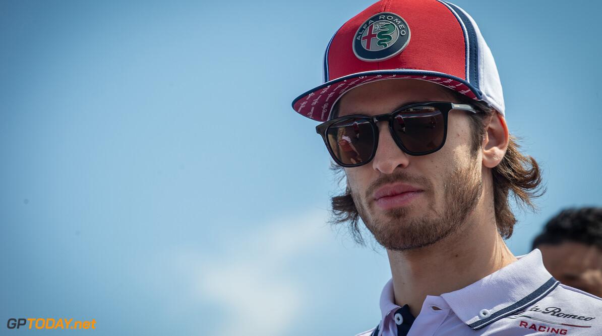 Giovinazzi voelt zich 'bestraft' voor goede kwalificatie met P16 in Frankrijk