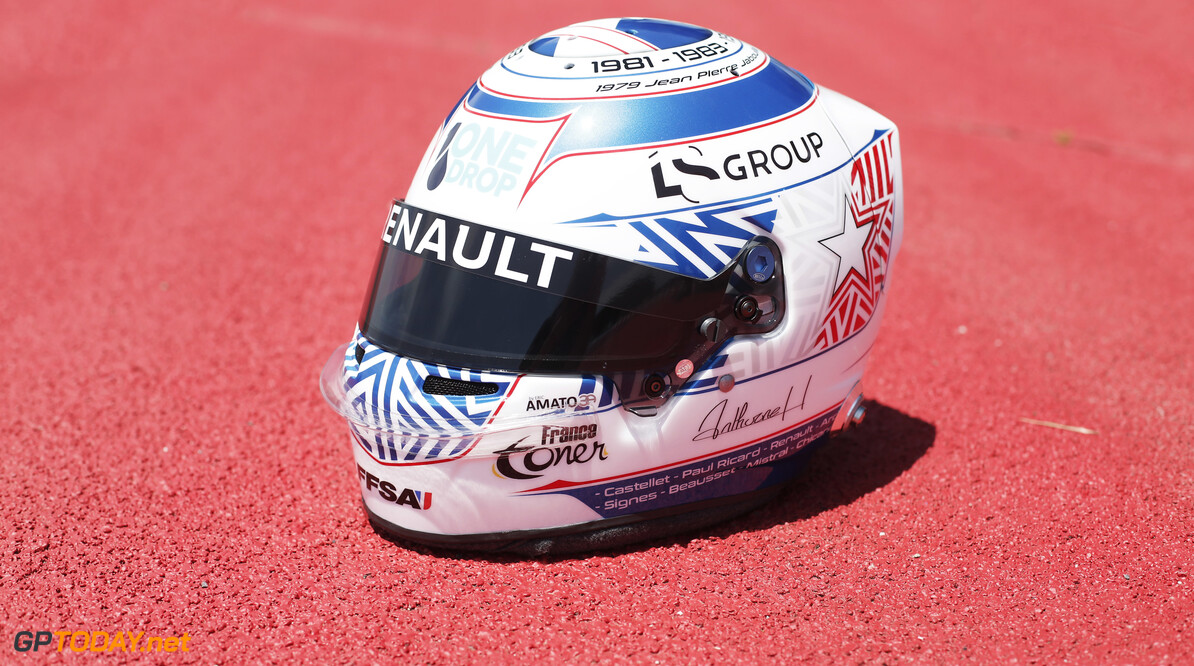 FIA Formula 2 CIRCUIT PAUL RICARD, FRANCE - JUNE 20: Anthoine Hubert (FRA, BWT ARDEN) during the Paul Ricard at Circuit Paul Ricard on June 20, 2019 in Circuit Paul Ricard, France. (Photo by Joe Portlock / LAT Images / FIA F2 Championship) FIA Formula 2 Joe Portlock  France  FIA Formula 2