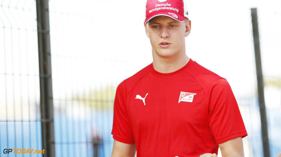 FIA Formula 2 CIRCUIT PAUL RICARD, FRANCE - JUNE 20: Mick Schumacher (DEU, PREMA RACING) during the Paul Ricard at Circuit Paul Ricard on June 20, 2019 in Circuit Paul Ricard, France. (Photo by Joe Portlock / LAT Images / FIA F2 Championship) FIA Formula 2 Joe Portlock  France  FIA Formula 2