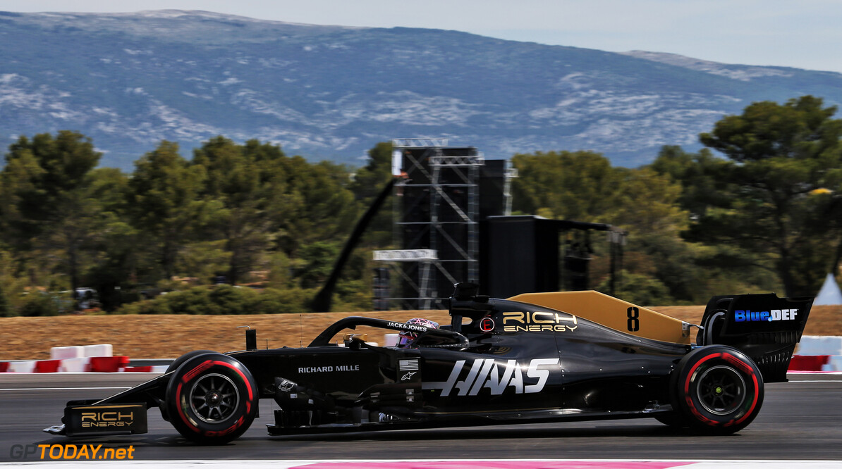 Grosjean endured his 'worst Friday of the year'