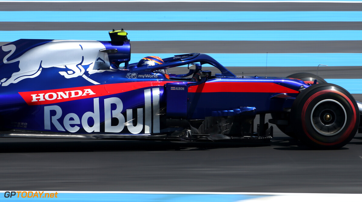 Formula One World Championship Alexander Albon (THA), Scuderia Toro Rosso  21.06.2019. Formula 1 World Championship, Rd 8, French Grand Prix, Paul Ricard, France, Practice Day. - www.xpbimages.com, EMail: requests@xpbimages.com - copy of publication required for printed pictures. Every used picture is fee-liable. (C) Copyright: Charniaux / XPB Images Motor Racing - Formula One World Championship - French Grand Prix - Practice Day - Paul Ricard, France XPB Images Le Castellet France  Formel1 Formel F1 Formula 1 Formula1 GP Grand Prix one Friday June France French Circuit Paul Ricard Le Castellet 21 06 6 2019 Action Track
