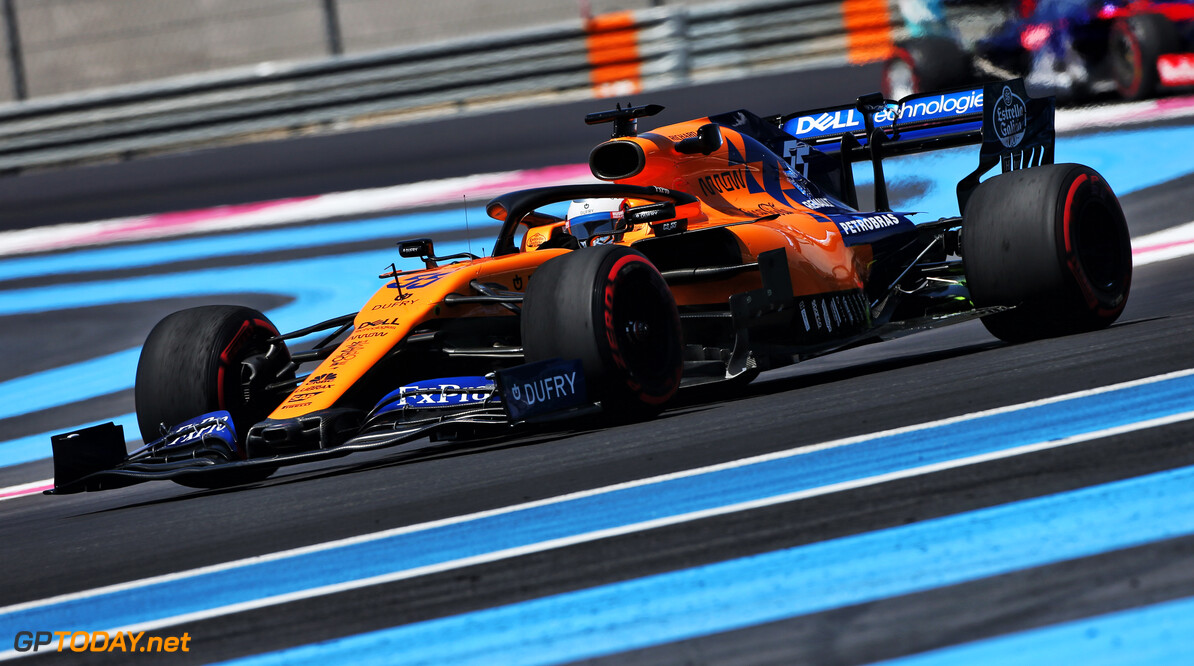 Sainz wasn't 'entirely comfortable' despite P6 result in qualifying