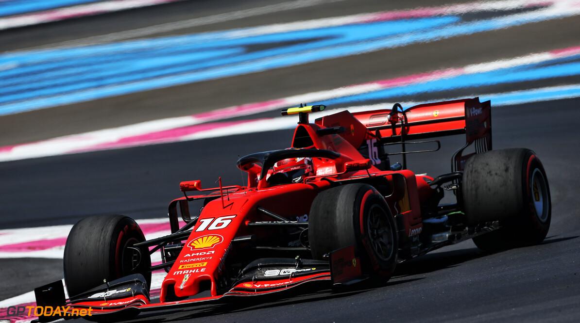 Binotto geeft toe dat nieuwe vloer Ferrari in Frankrijk 'niet werkte'