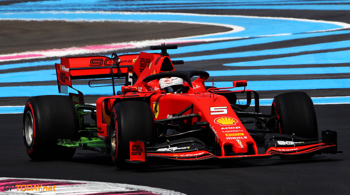 Vettel proposes F1 should 'burn' the rulebook after losing appeal