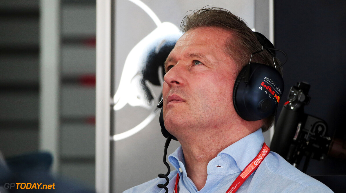 Jos Verstappen optimistisch over kansen Red Bull: ''We doen mee om de overwinning''