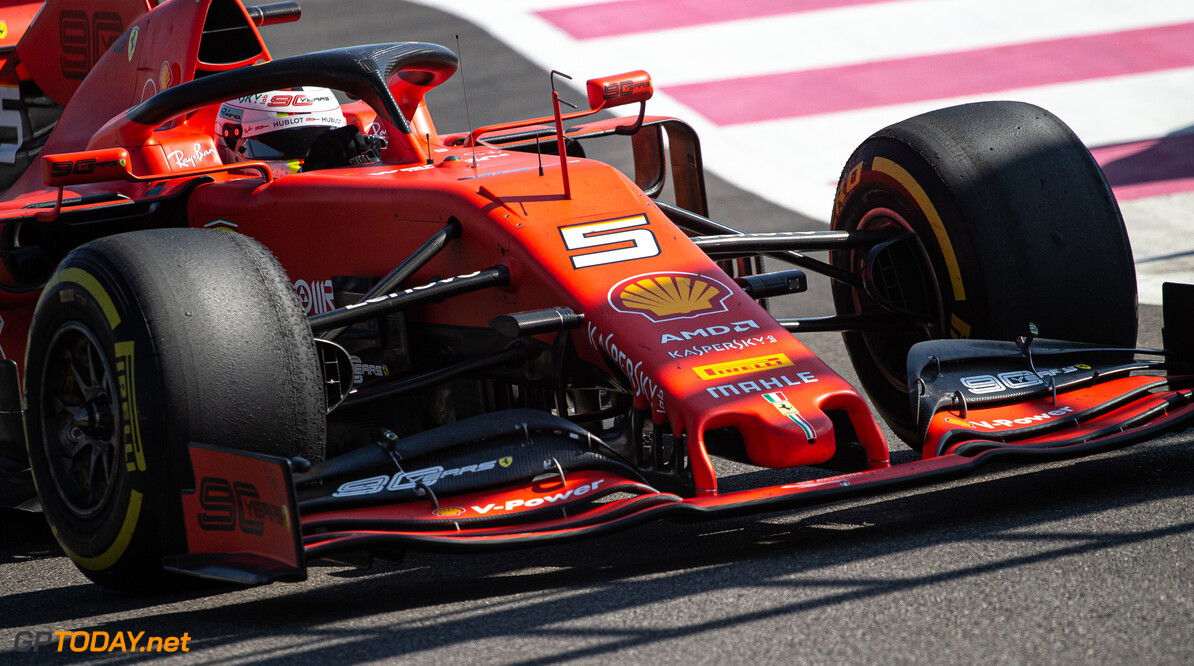 Vettel laments 'difficult' qualifying session