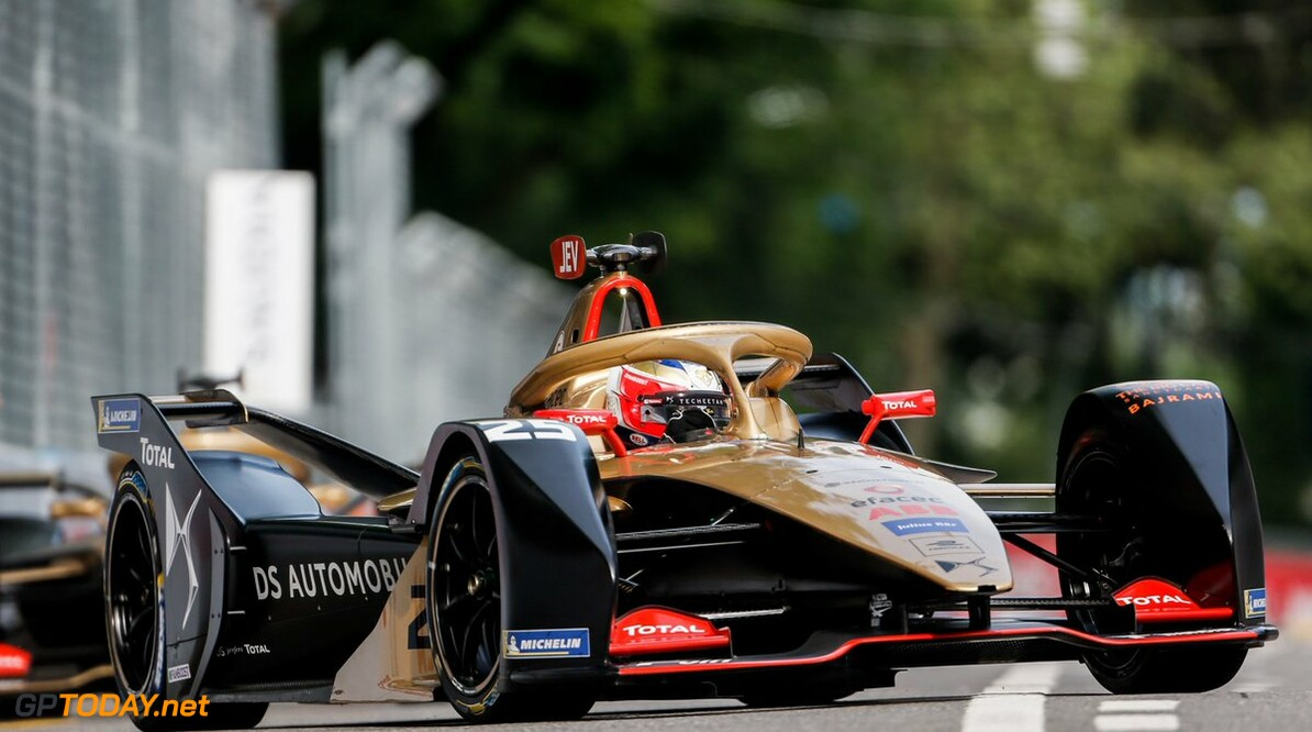 <strong>FP1:</strong> Vergne and Lotterer lead opening proceedings in Bern