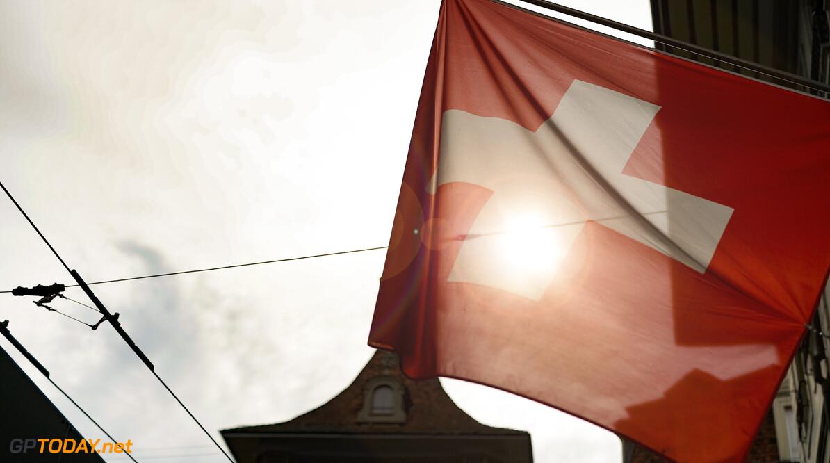 Swiss flag   Sam Bloxham