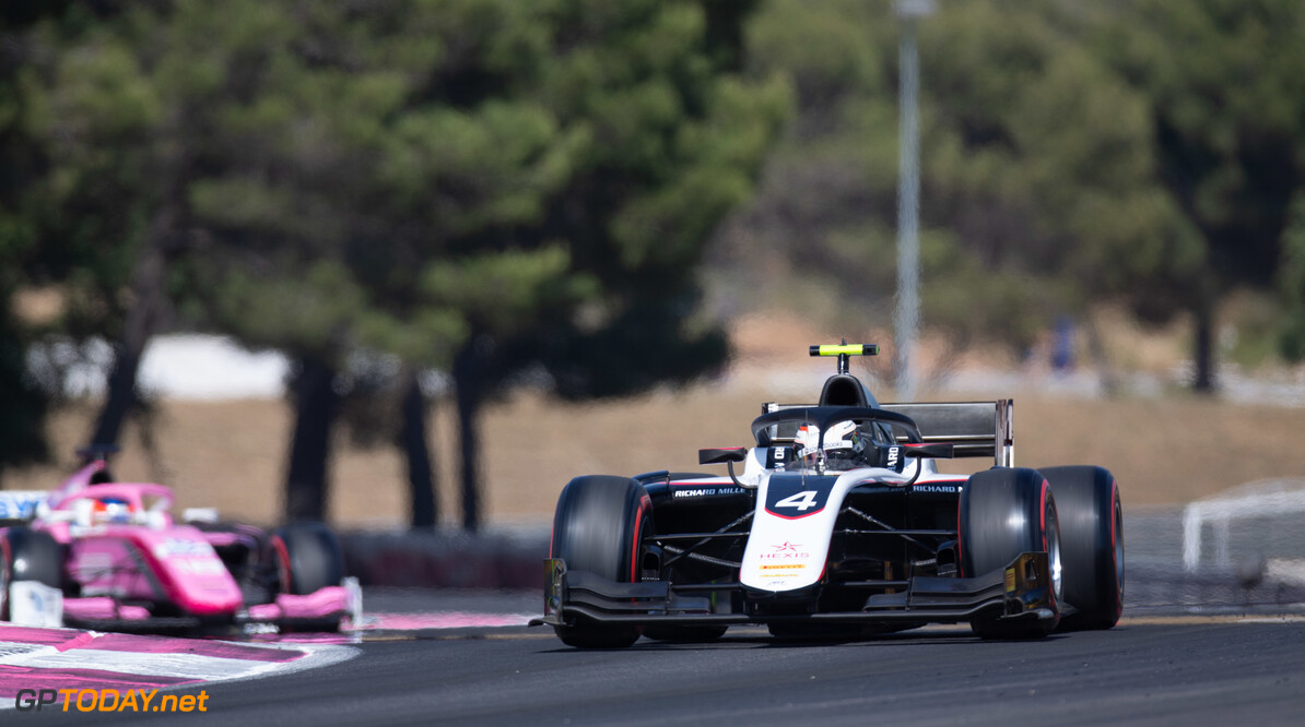 FIA Formula 2 CIRCUIT PAUL RICARD, FRANCE - JUNE 21: Nyck De Vries (NLD, ART GRAND PRIX) during the Paul Ricard at Circuit Paul Ricard on June 21, 2019 in Circuit Paul Ricard, France. (Photo by Joe Portlock / LAT Images / FIA F2 Championship) FIA Formula 2 Joe Portlock  France  FIA Formula 2