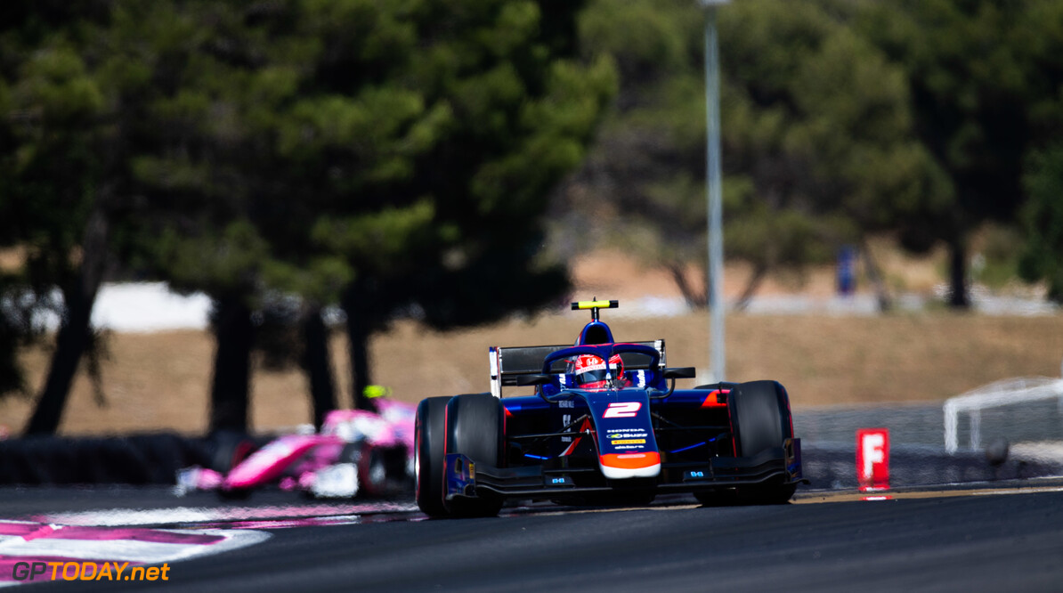 FIA Formula 2 CIRCUIT PAUL RICARD, FRANCE - JUNE 21: Nobuharu Matsushita (JPN, CARLIN) during the Paul Ricard at Circuit Paul Ricard on June 21, 2019 in Circuit Paul Ricard, France. (Photo by Joe Portlock / LAT Images / FIA F2 Championship) FIA Formula 2 Joe Portlock  France  FIA Formula 2
