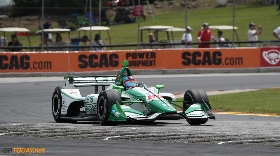 Herta takes maiden pole position at Road America