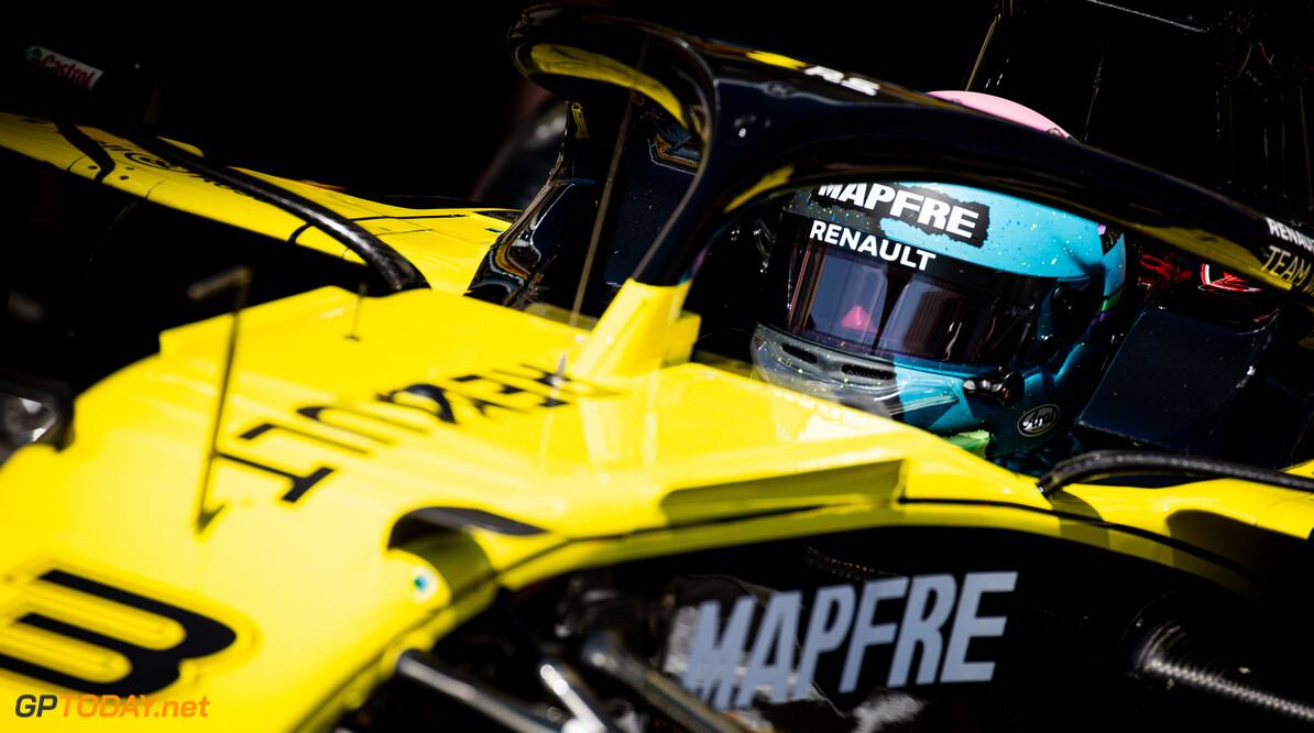 Ricciardo verliest zevende positie in Frankrijk door twee tijdstraffen
