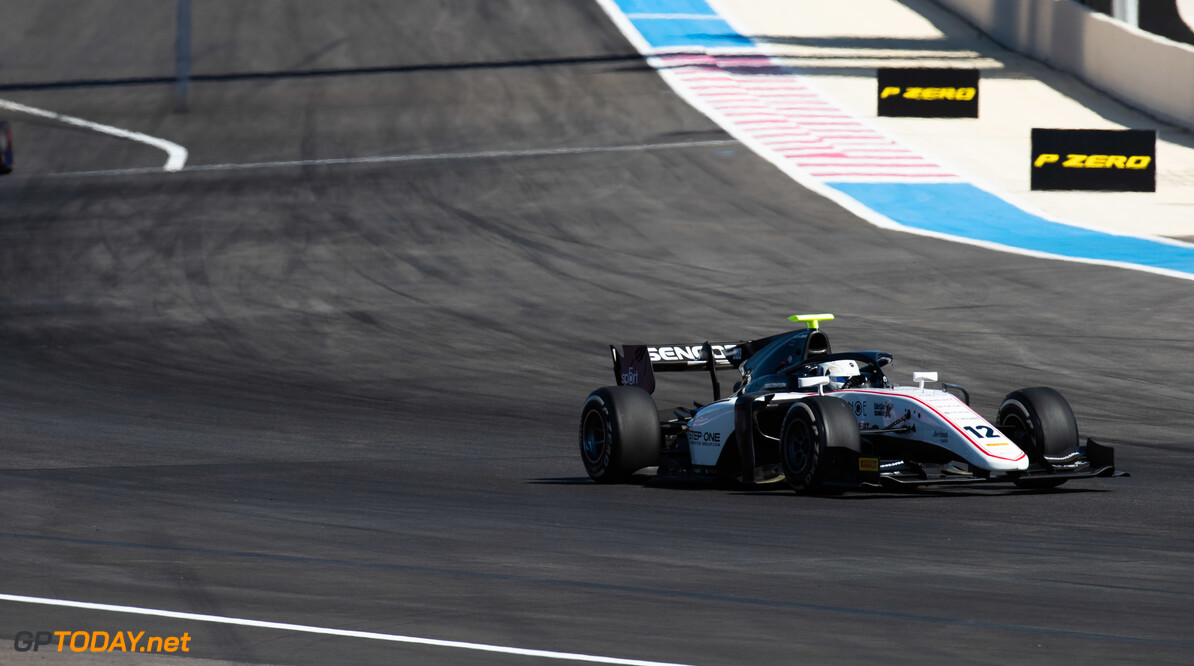 FIA Formula 2 CIRCUIT PAUL RICARD, FRANCE - JUNE 22: Juan Manuel Correa (USA, SAUBER JUNIOR TEAM BY CHAROUZ) during the Paul Ricard at Circuit Paul Ricard on June 22, 2019 in Circuit Paul Ricard, France. (Photo by Joe Portlock / LAT Images / FIA F2 Championship) FIA Formula 2 Joe Portlock  France  FIA Formula 2