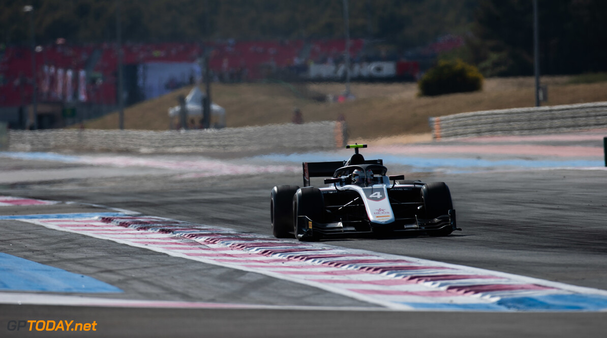 FIA Formula 2 CIRCUIT PAUL RICARD, FRANCE - JUNE 22: Nyck De Vries (NLD, ART GRAND PRIX) during the Paul Ricard at Circuit Paul Ricard on June 22, 2019 in Circuit Paul Ricard, France. (Photo by Joe Portlock / LAT Images / FIA F2 Championship) FIA Formula 2 Joe Portlock  France  FIA Formula 2