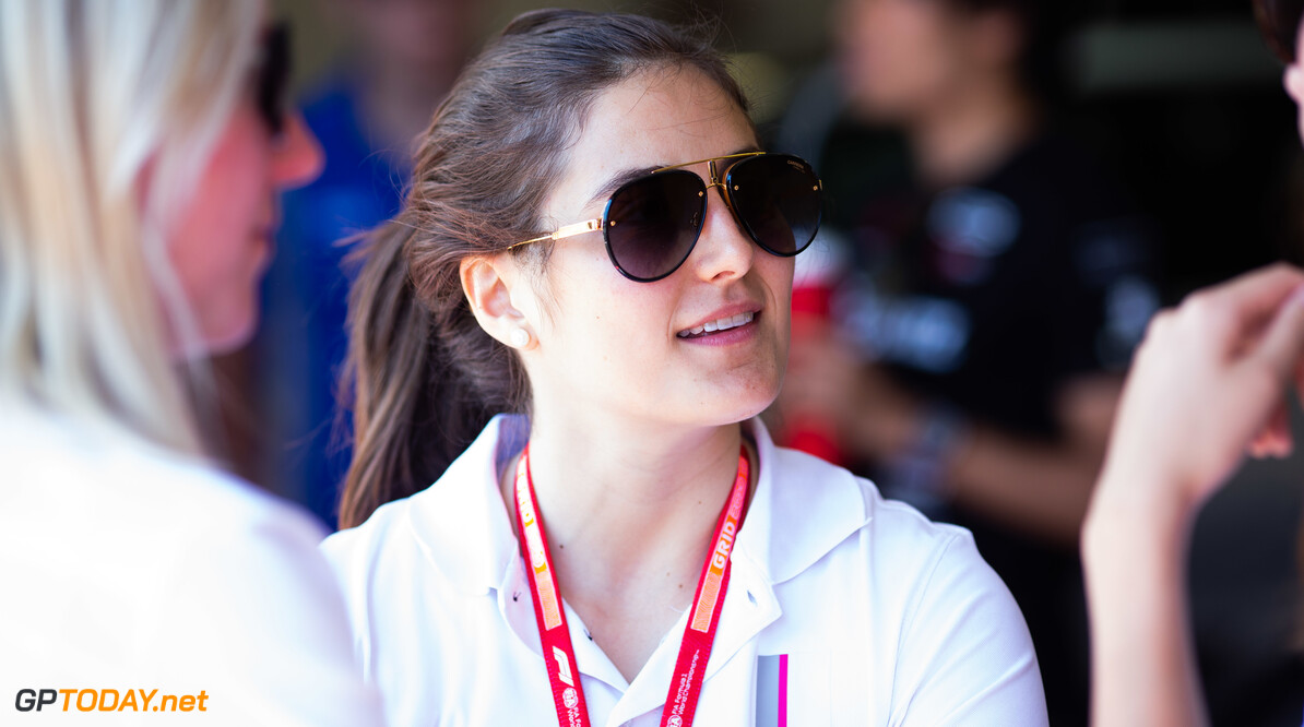 FIA Formula 2 CIRCUIT PAUL RICARD, FRANCE - JUNE 22: Tatiana Calderon (COL, BWT ARDEN) during the Paul Ricard at Circuit Paul Ricard on June 22, 2019 in Circuit Paul Ricard, France. (Photo by Joe Portlock / LAT Images / FIA F2 Championship) FIA Formula 2 Joe Portlock  France  FIA Formula 2