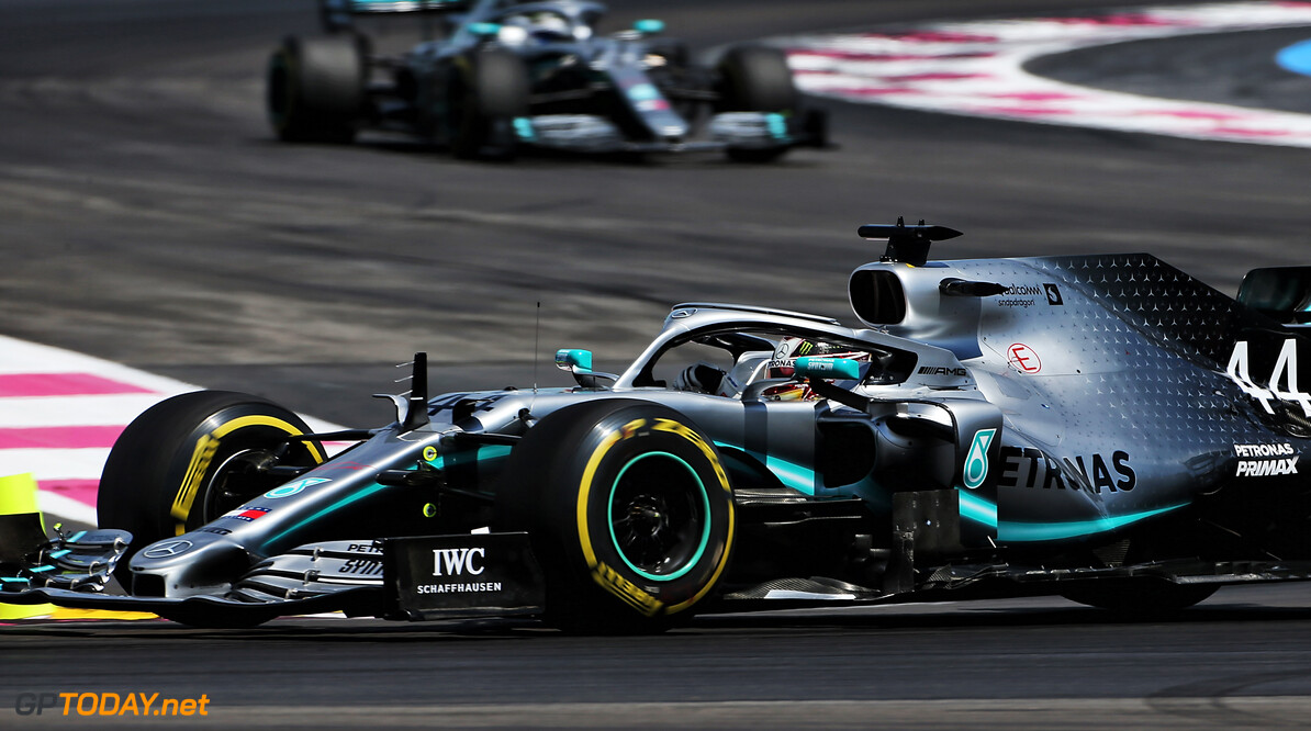 <strong>French GP:</strong> Hamilton dominates and wins ahead of Bottas