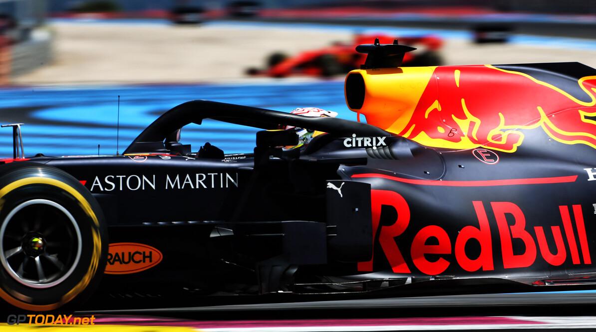 """Verstappen: """"Zowel Honda-motor als ons chassis komt momenteel tekort"""""""