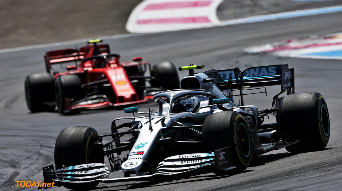 Mercedes explains why Bottas struggled after VSC in France