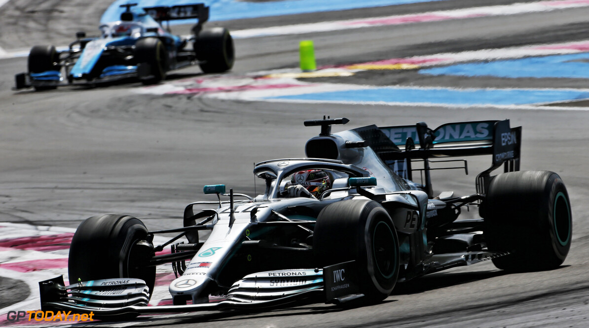 Hamilton: Teams shouldn't be involved in designing the future of F1