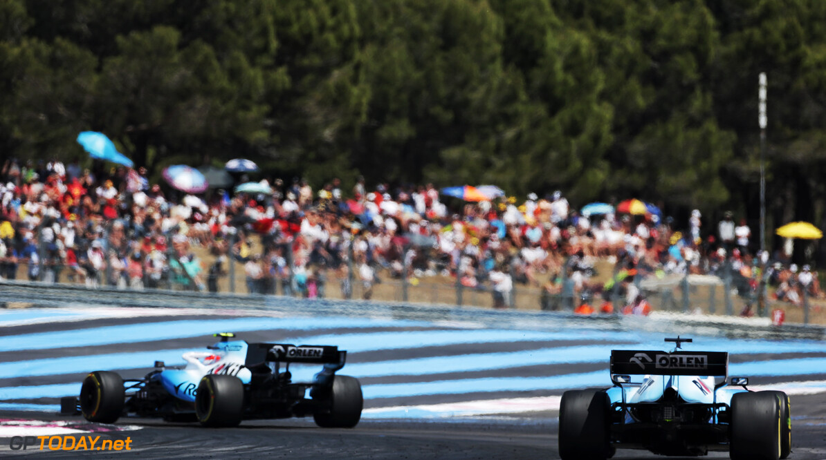 Russell didn't want Williams to call orders amid battle