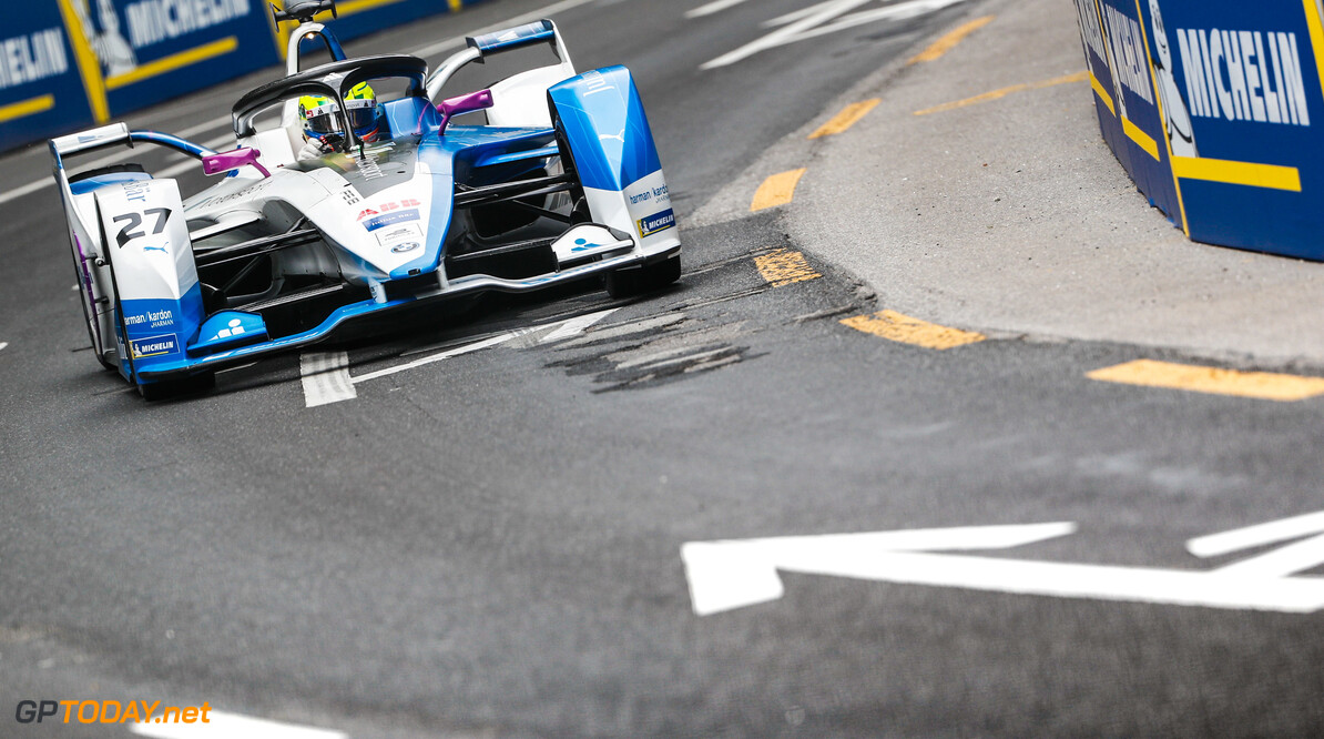 <strong>Qualiyfing:</strong> Sims on pole, Buemi out of championship contention