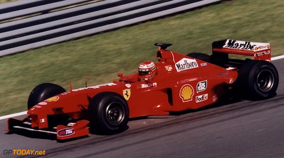 Eddie Irvine (Ferrari)