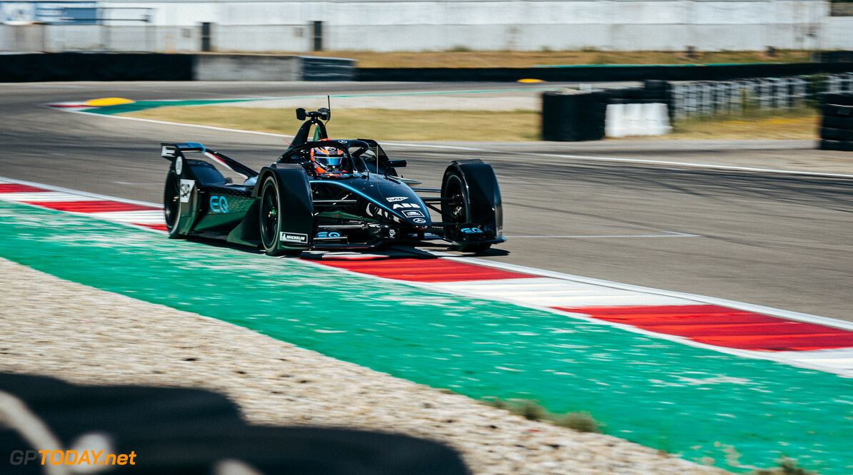 Mercedes completes 'positive' test at Varano