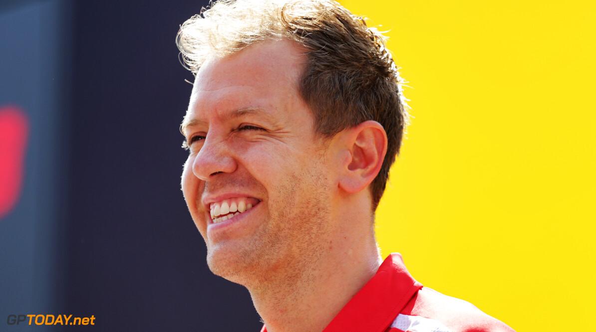 Vettel wil dat reglementen 'op twee A4'tjes komen te staan'
