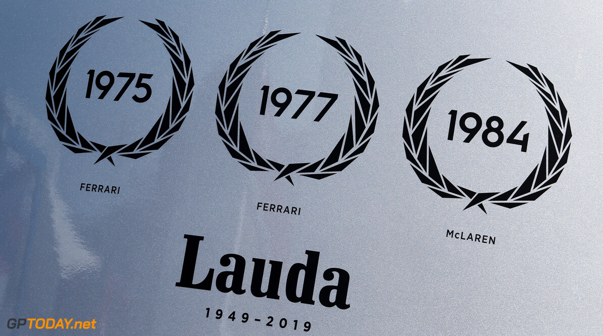 F1 remembers Niki Lauda one year on from his passing