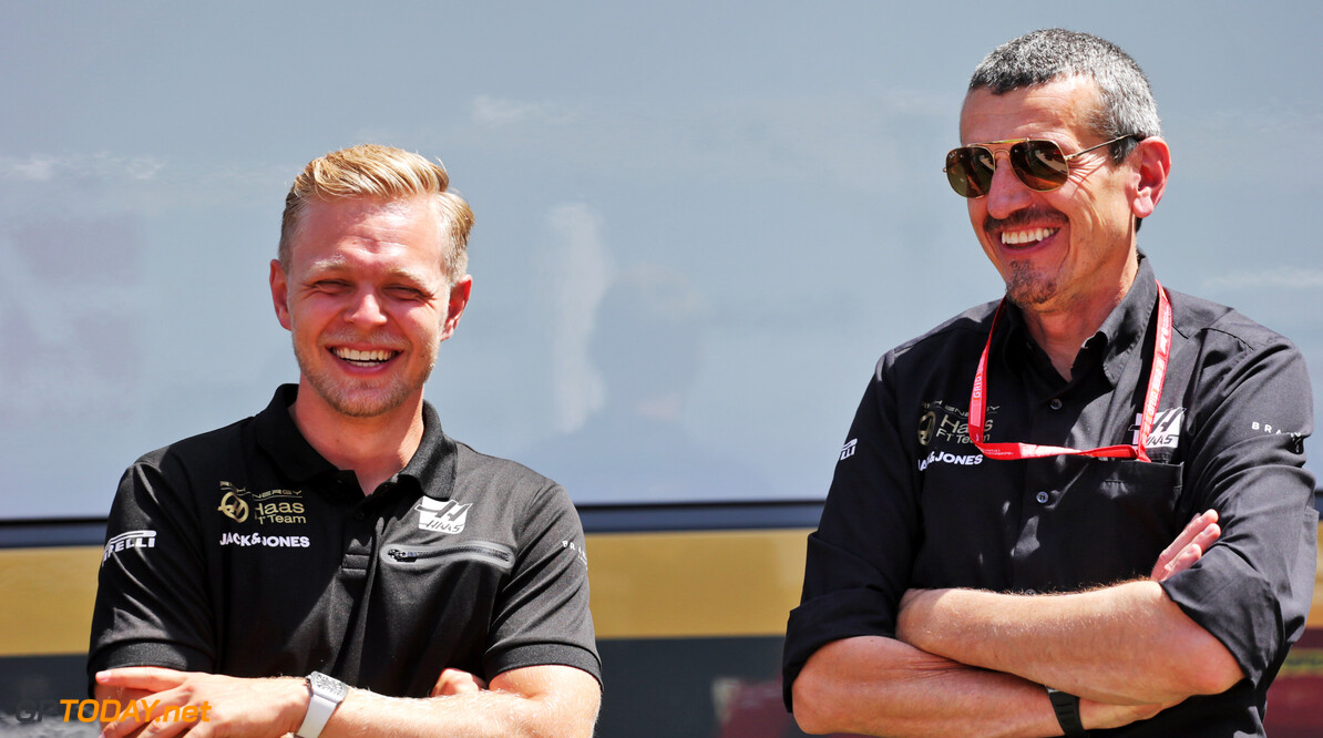 Magnussen has no concerns over Haas future
