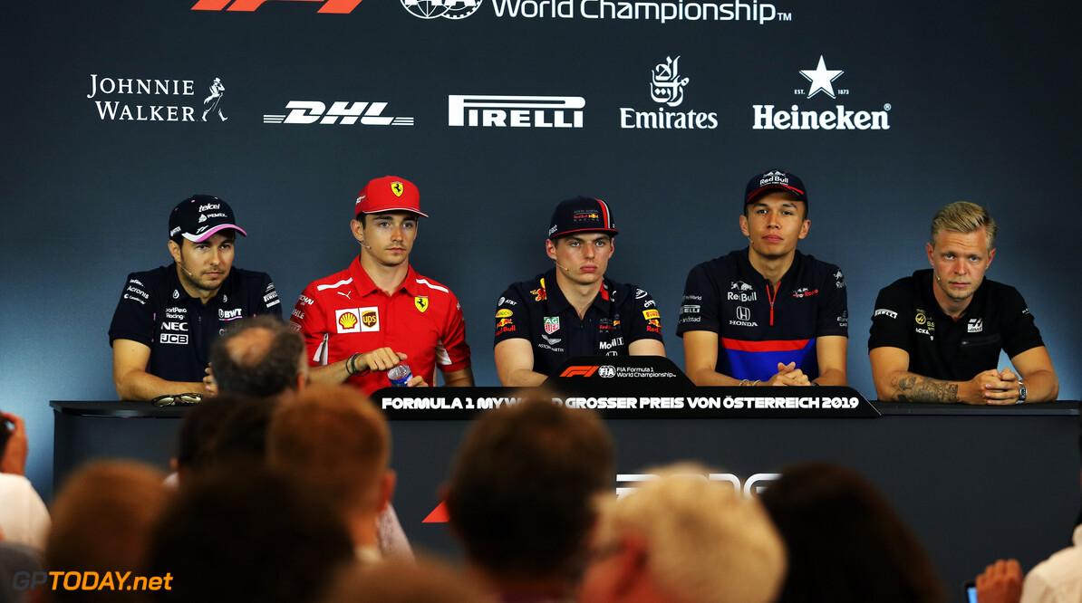 Schema persconferenties voor Britse Grand Prix 2019