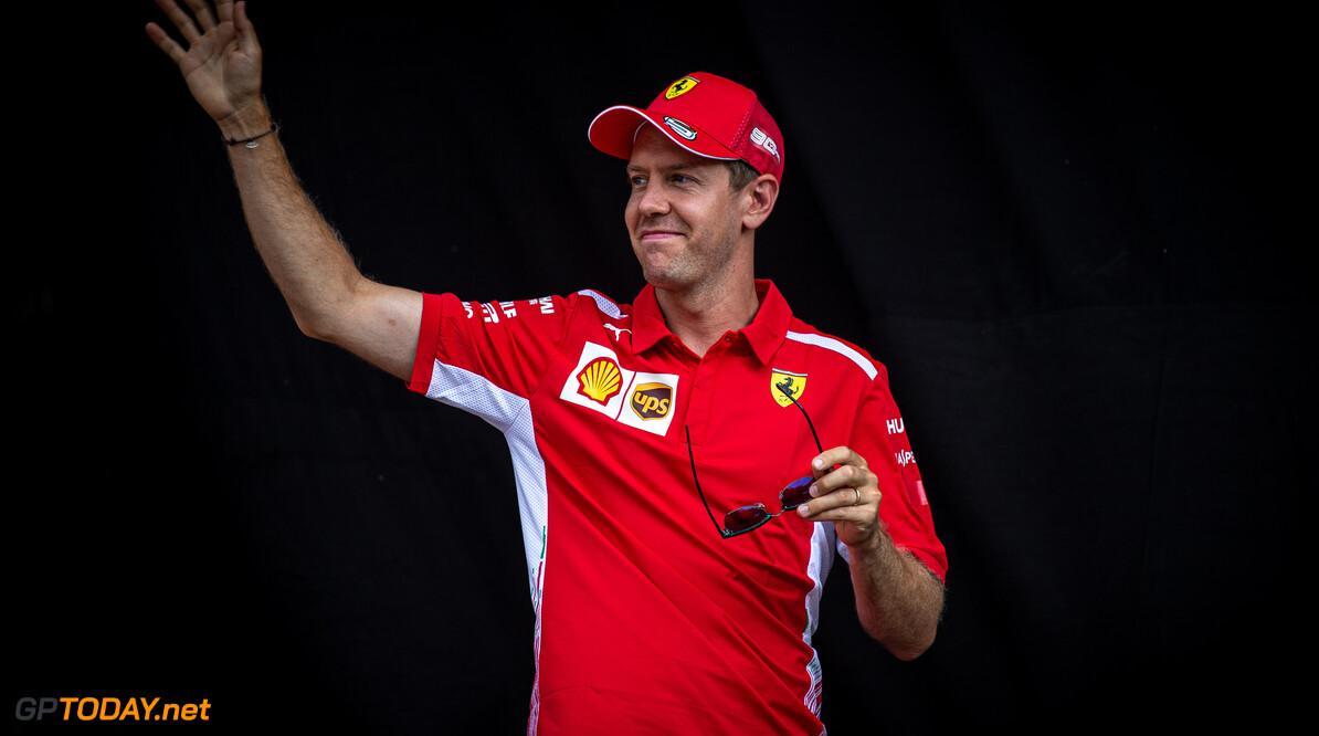 <b>Officieel:</b> Ferrari en Sebastian Vettel na dit jaar uit elkaar