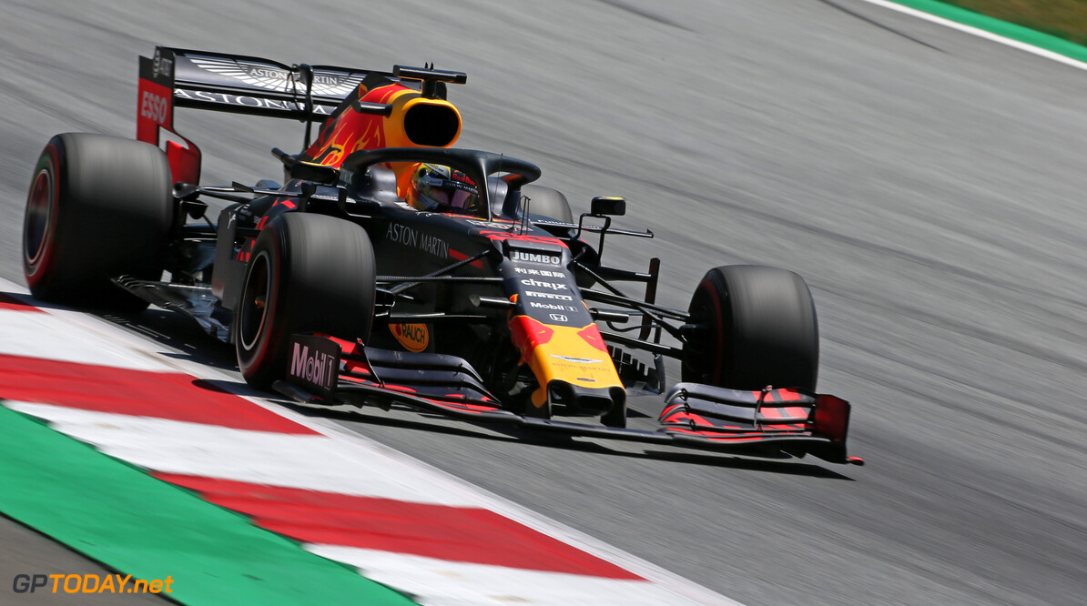 <b>Video:</b> Verstappen sets the fastest lap of the Austrian Grand Prix