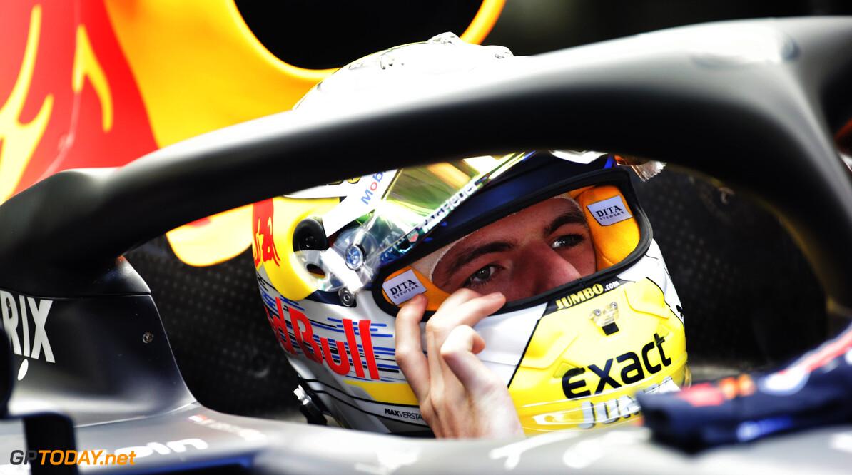 Verstappen en Vettel willen verandering regels rond gebruik meerdere helmontwerpen