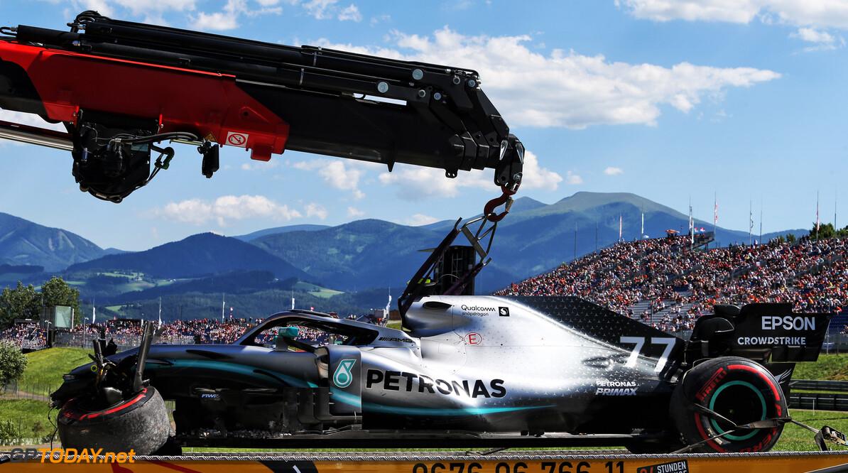 <strong>FP2:</strong> Leclerc fastest as Bottas, Verstappen crash