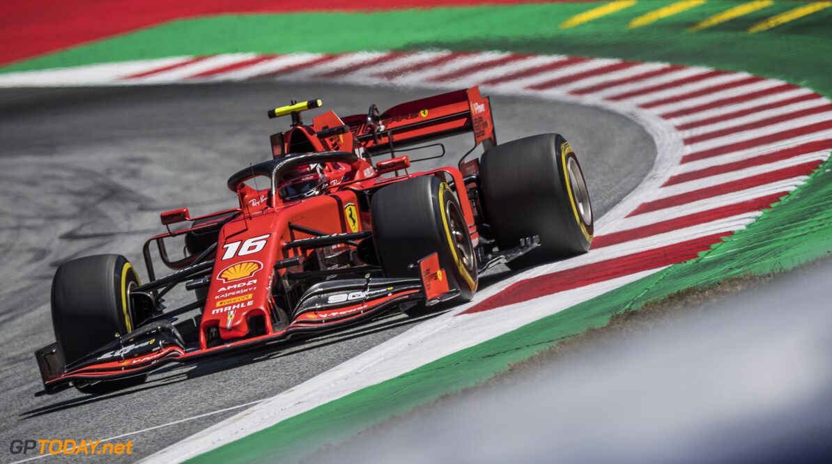 <strong>FP3:</strong> Leclerc ends practice ahead of Mercedes