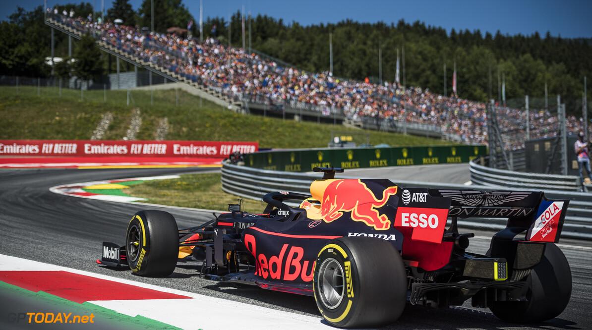 Pirelli announces set tyre compound allocation for Austrian GP