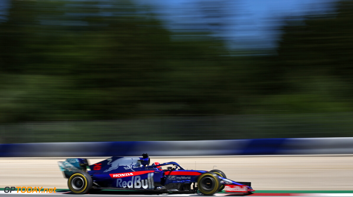 Formula One World Championship Daniil Kvyat (RUS), Scuderia Toro Rosso  28.06.2019. Formula 1 World Championship, Rd 9, Austrian Grand Prix, Spielberg, Austria, Practice Day. - www.xpbimages.com, EMail: requests@xpbimages.com - copy of publication required for printed pictures. Every used picture is fee-liable. (C) Copyright: Charniaux / XPB Images Motor Racing - Formula One World Championship - Austrian Grand Prix - Practice Day - Spielberg, Austria xpbimages.com Spielberg Austria  Formel1 Formel F1 Formula 1 Formula1 GP Grand Prix one Circuit Austria Austrian Spielberg Zeltweg Friday June 28 06 6 2019 Action Track