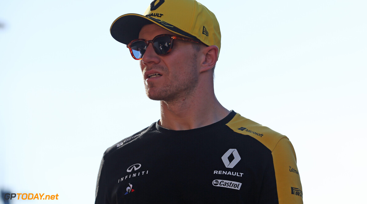 Formula One World Championship Nico Hulkenberg (GER), Renault Sport F1 Team  28.06.2019. Formula 1 World Championship, Rd 9, Austrian Grand Prix, Spielberg, Austria, Practice Day. - www.xpbimages.com, EMail: requests@xpbimages.com - copy of publication required for printed pictures. Every used picture is fee-liable. (C) Copyright: Charniaux / XPB Images Motor Racing - Formula One World Championship - Austrian Grand Prix - Practice Day - Spielberg, Austria xpbimages.com Spielberg Austria  Formel1 Formel F1 Formula 1 Formula1 GP Grand Prix one Circuit Austria Austrian Spielberg Zeltweg Friday June 28 06 6 2019 Action Track
