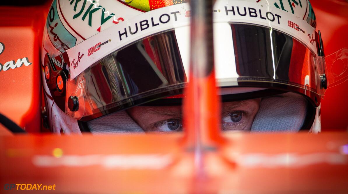 """Binotto: """"Wij willen Vettel helpen zijn droom te laten realiseren"""""""