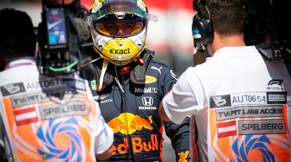Verstappen named Driver of the Day after resolving technical glitch
