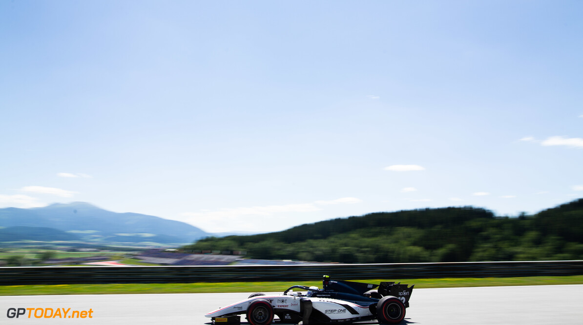 FIA Formula 2 RED BULL RING, AUSTRIA - JUNE 28: Juan Manuel Correa (USA, SAUBER JUNIOR TEAM BY CHAROUZ) during the Spielberg at Red Bull Ring on June 28, 2019 in Red Bull Ring, Austria. (Photo by Joe Portlock / LAT Images / FIA F2 Championship) FIA Formula 2 Joe Portlock  Austria  FIA Formula 2