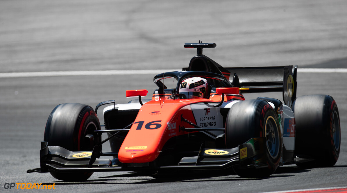 FIA Formula 2 RED BULL RING, AUSTRIA - JUNE 28: Jordan King (GBR, MP MOTORSPORT) during the Spielberg at Red Bull Ring on June 28, 2019 in Red Bull Ring, Austria. (Photo by Joe Portlock / LAT Images / FIA F2 Championship) FIA Formula 2 Joe Portlock  Austria  FIA Formula 2