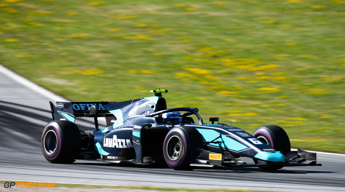 FIA Formula 2 RED BULL RING, AUSTRIA - JUNE 28: Nicholas Latifi (CAN, DAMS) during the Spielberg at Red Bull Ring on June 28, 2019 in Red Bull Ring, Austria. (Photo by Joe Portlock / LAT Images / FIA F2 Championship) FIA Formula 2 Joe Portlock  Austria  FIA Formula 2