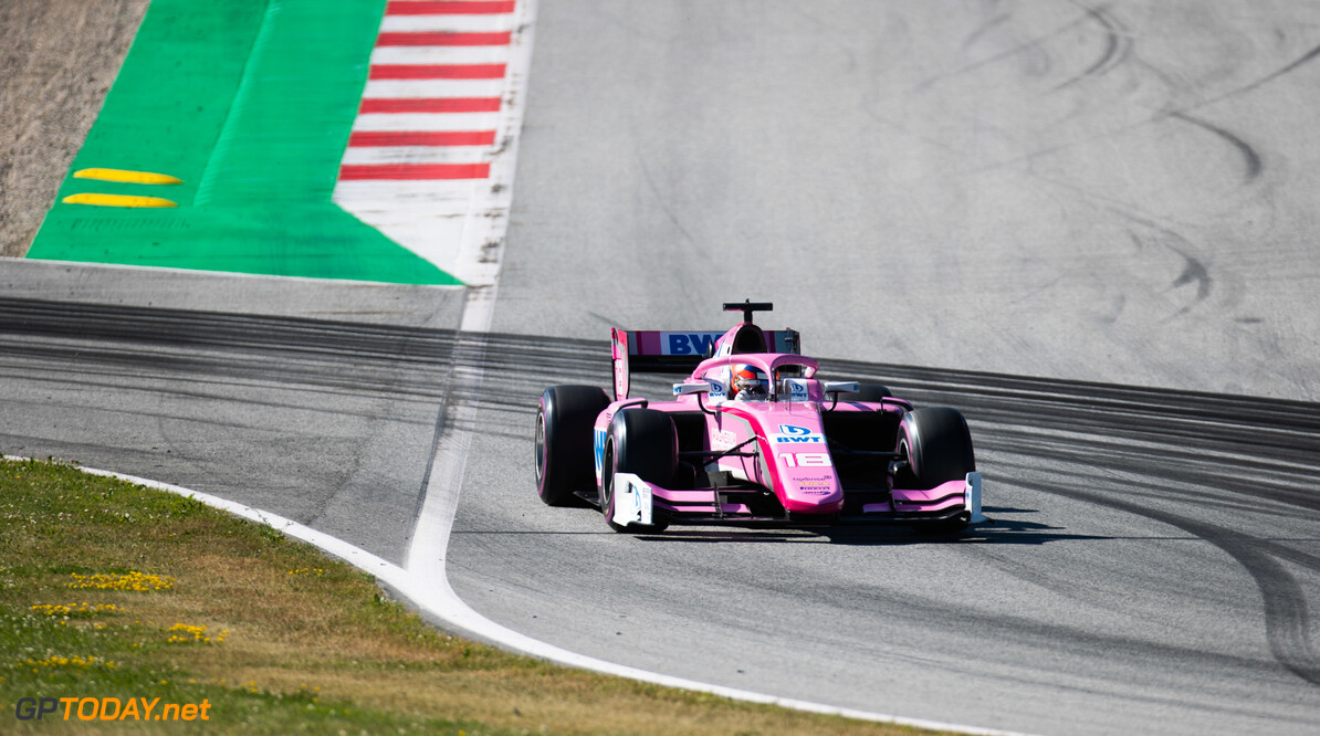 FIA Formula 2 RED BULL RING, AUSTRIA - JUNE 28: Tatiana Calderon (COL, BWT ARDEN) during the Spielberg at Red Bull Ring on June 28, 2019 in Red Bull Ring, Austria. (Photo by Joe Portlock / LAT Images / FIA F2 Championship) FIA Formula 2 Joe Portlock  Austria  FIA Formula 2