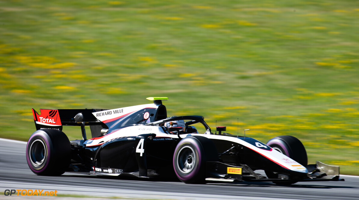 FIA Formula 2 RED BULL RING, AUSTRIA - JUNE 28: Nyck De Vries (NLD, ART GRAND PRIX) during the Spielberg at Red Bull Ring on June 28, 2019 in Red Bull Ring, Austria. (Photo by Joe Portlock / LAT Images / FIA F2 Championship) FIA Formula 2 Joe Portlock  Austria  FIA Formula 2