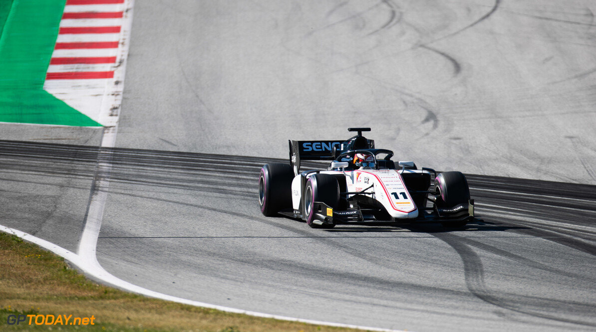 FIA Formula 2 RED BULL RING, AUSTRIA - JUNE 28: Callum Ilott (GBR, SAUBER JUNIOR TEAM BY CHAROUZ) during the Spielberg at Red Bull Ring on June 28, 2019 in Red Bull Ring, Austria. (Photo by Joe Portlock / LAT Images / FIA F2 Championship) FIA Formula 2 Joe Portlock  Austria  FIA Formula 2