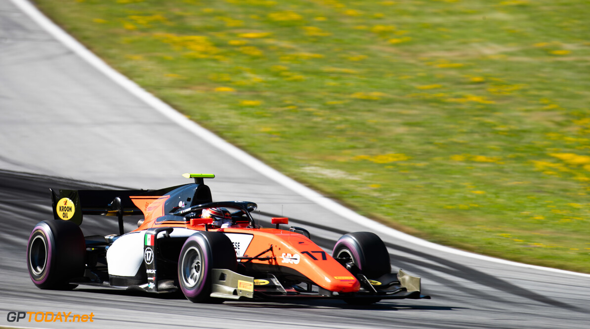 FIA Formula 2 RED BULL RING, AUSTRIA - JUNE 28: Patricio O'Ward (USA, MP MOTORSPORT) during the Spielberg at Red Bull Ring on June 28, 2019 in Red Bull Ring, Austria. (Photo by Joe Portlock / LAT Images / FIA F2 Championship) FIA Formula 2 Joe Portlock  Austria  FIA Formula 2